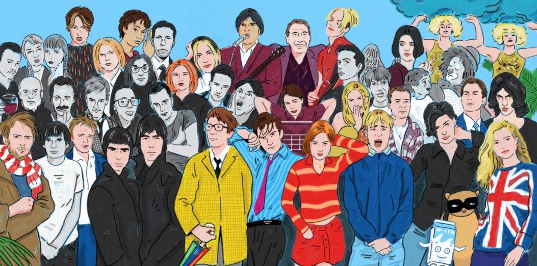 Los mejores discos de Britpop según Pitchfork