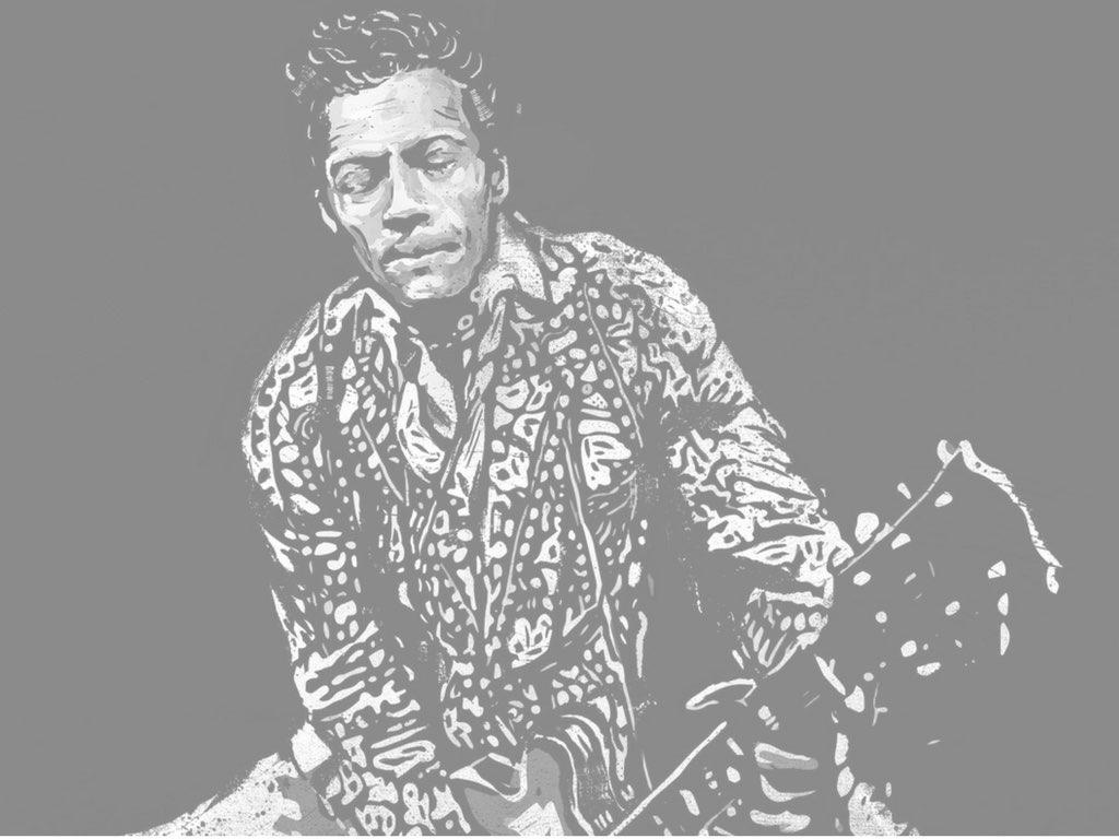 "Lanzamiento: Chuck Berry – ""Wonderful Woman"""