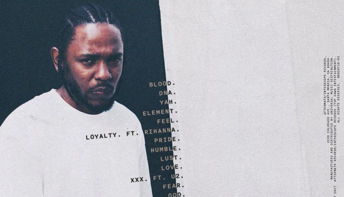 Esperando el DAMN. de Kendrick Lamar