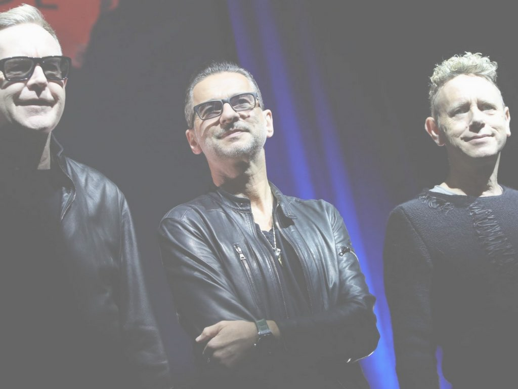 "El potencial de ""Where's the Revolution"" de Depeche Mode"