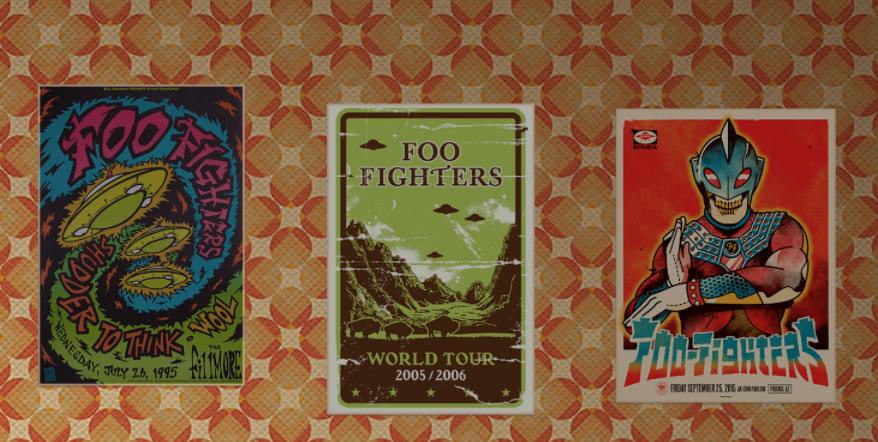 """Foo Fighters tiene un nuevo """"mixtape generator"""""""