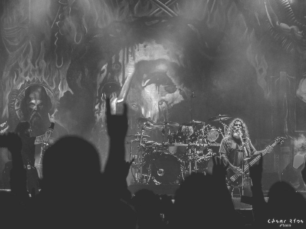 Reseña: Slayer en Bogotá