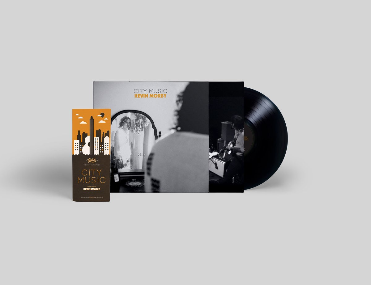 "En vinilo: Kevin Morby – ""City Music"""