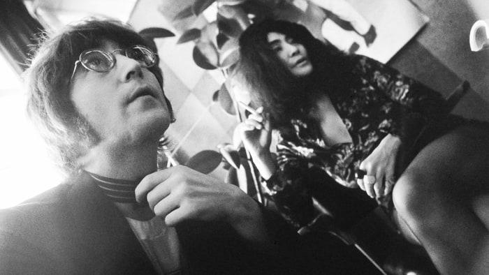 "Yoko Ono reconocida como co-escritora de ""Imagine"""
