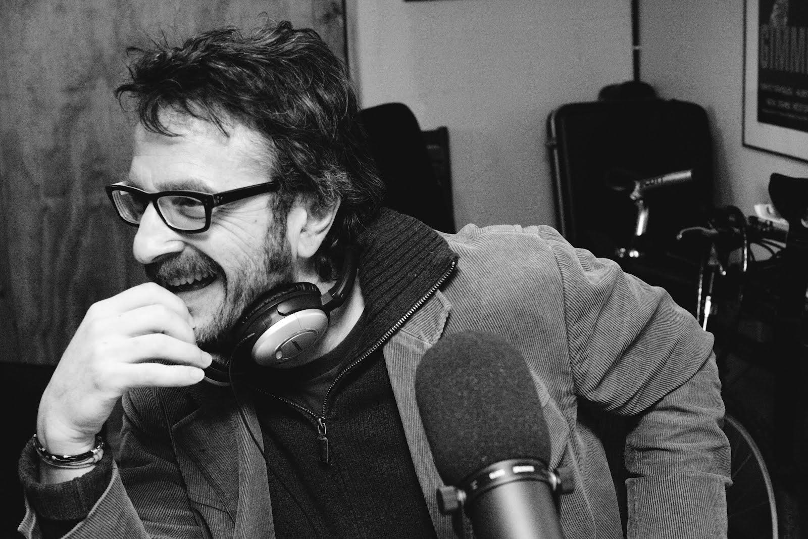 Bilingual Podcast EP 65: Marc Maron