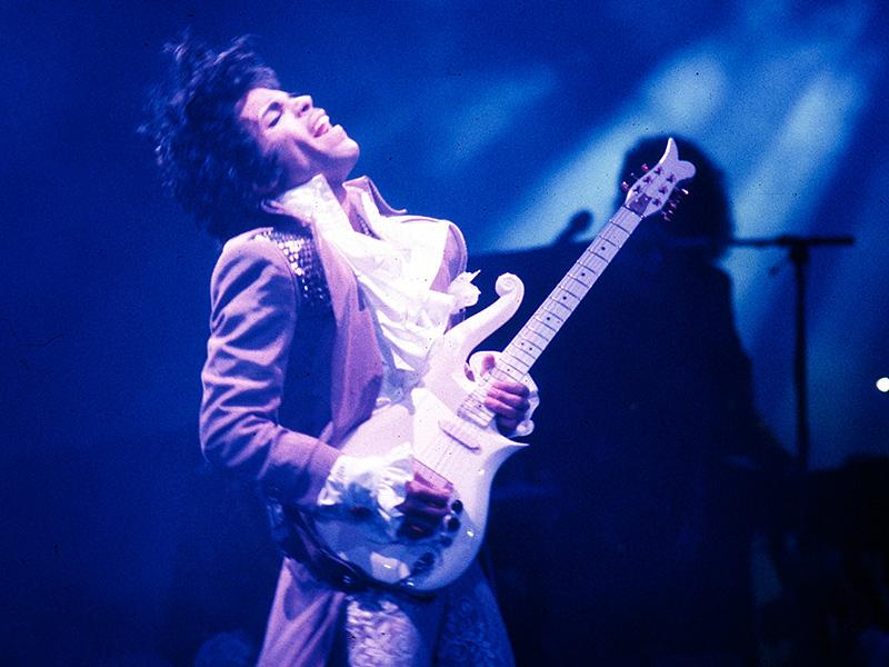 Pantone Anuncia El Color Oficial de Prince