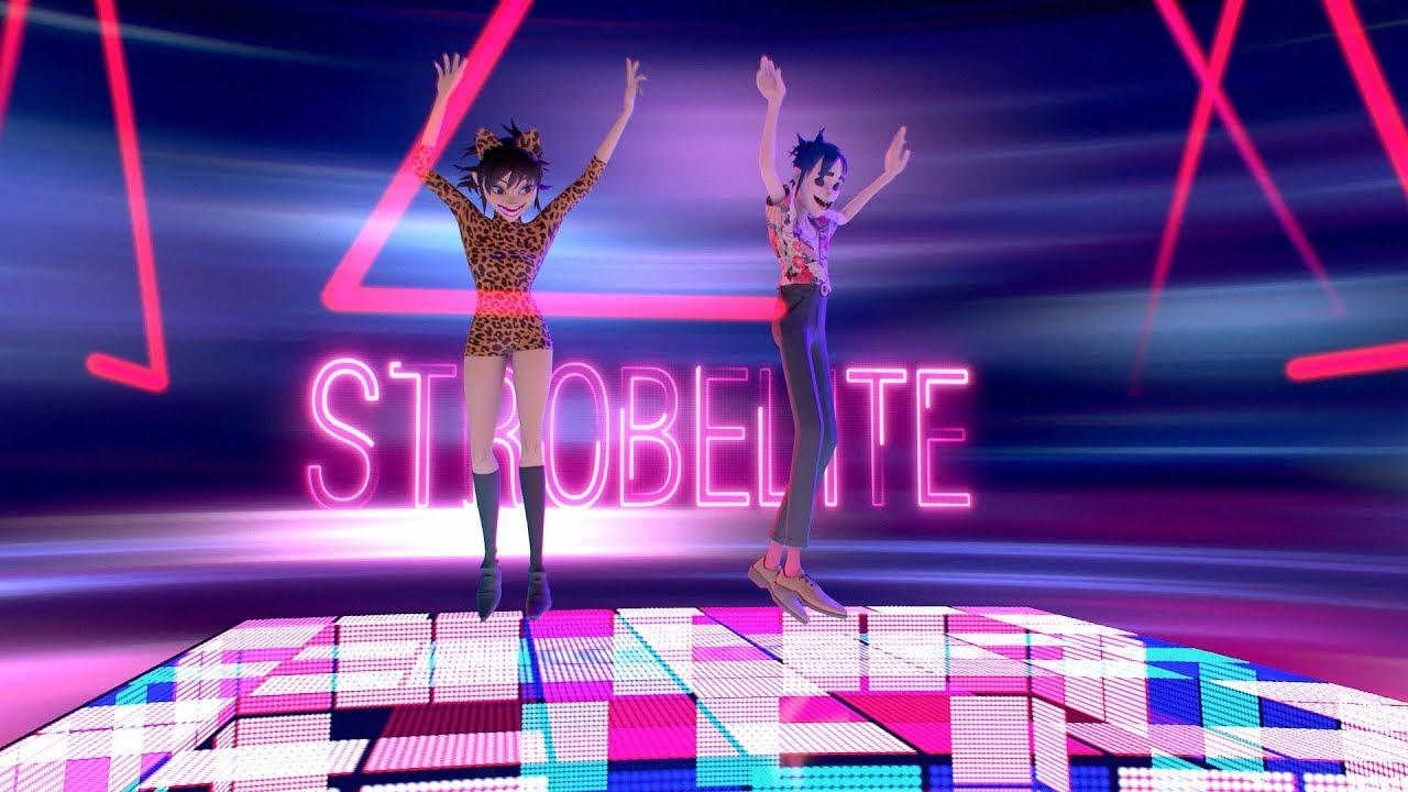 """Nuevo video: Gorillaz – """"Strobelite"""""""
