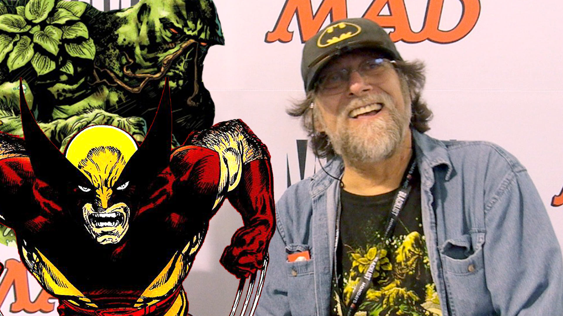 Bilingual Podcast EP 69: Len Wein