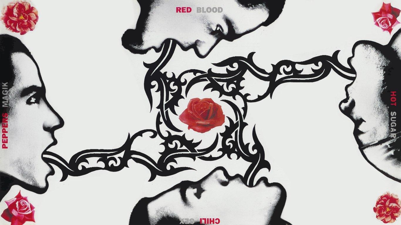 """26 años del """"Blood Sugar Sex Magik"""" de RHCP"""
