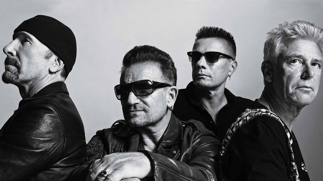 "U2 – ""You're the Best Thing About Me"" (versión acústica)"