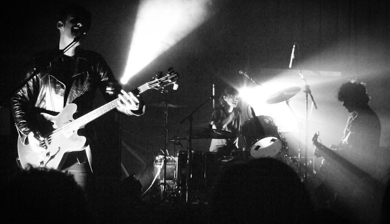"Black Rebel Motorcycle Club – ""Haunt"""