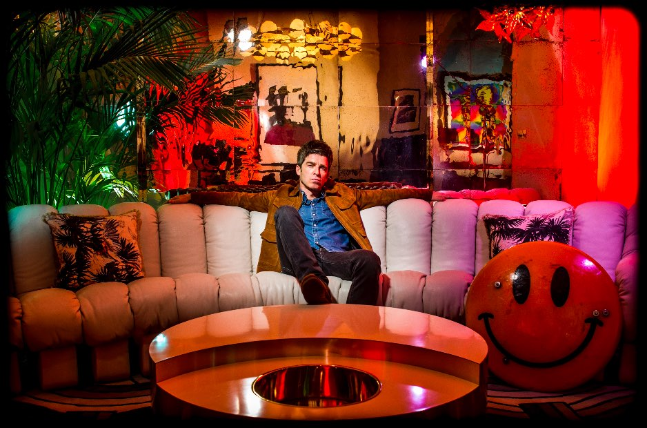 Bilingual Podcast EP 74: Noel Gallagher