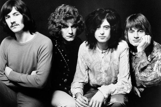 "Led Zeppelin regresa a listados con ""Immigrant Song"""